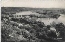 80, Somme, CORBIE, La Barette - Vue Générale Sur Les Etangs, Scan Recto Verso - Corbie