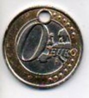 Jeton Caddy Caddie  Munten Van Winkelkarretje  Fortis - Trolley Token/Shopping Trolley Chip