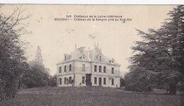 44 /BOUSSAY / CHATEAU DE LA VERGNE PRIS AU SUD EST - Boussay