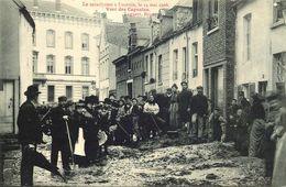 BELGIQUE  LOUVAIN  Le Cataclysme  14 Mai 1906  Voer Des Capucins - Other