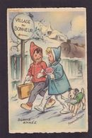 CP Germaine BOURET Chien Dog MD 650 écrite - Bouret, Germaine