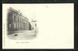 CPA Briey, Hotel-de-Ville - Briey