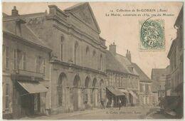 SAINT GOBAIN LA MAIRIE CONSTRUITE EN 1839 RUE DU MOUTIER - Other Municipalities