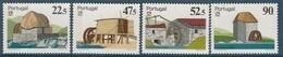 PORTUGAL - N°1681/4 ** (1986) Moulins à Eau - 1910-... Republik