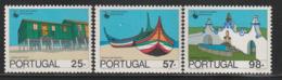 PORTUGAL - N°1687/9 ** (1987) - 1910-... Republik