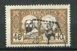 18760 ALGERIE N°285 ° Inauguration Du Monument à Abd El-Kader, à Cacherou  1950  TB/TTB - Algeria (1924-1962)