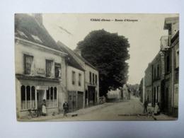 ESSAI - Route D'Alençon (Café, Vétérinaire). - France
