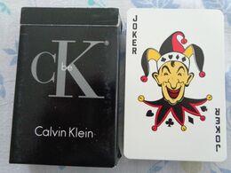 JEU DE 54   CARTES  à Jouer  CK Be  CALVIN KLEIN    Parfait état - Perfume & Beauty
