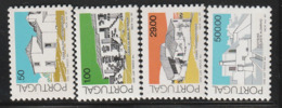 PORTUGAL - N°1758/61 ** (1989) Série Courante - 1910-... Republik
