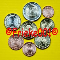 Oostenrijk - Autriche - 1 Cent Tot 2 Euro Unc 2020. - Autriche