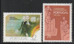 PORTUGAL - N°1798/9 ** (1990) Histoire - 1910-... Republik