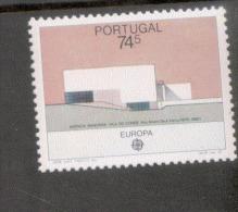 1722 CEPT Architektur MNH ** Postfrisch - 1910-... Republik