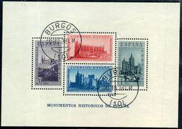 España Nº 847. Año 1938 - 1931-50 Used