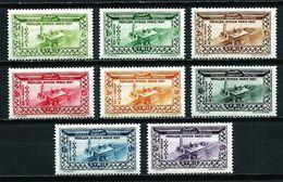 Siria (Francesa) Nº A-70/77 Nuevo* Cat.32€ - Syria (1919-1945)