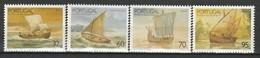 PORTUGAL - N°1809/12 ** (1990) Bateaux - 1910-... Republik