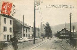 MOYEUVRE-GRANDE Chemin De L'usine De Wendel - France