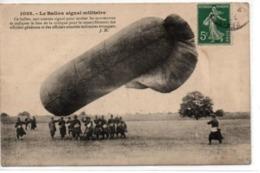 Le Ballon Signal Militaire - Dirigeables