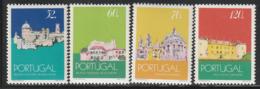 PORTUGAL - N°1816/9 ** (1990) Palais Nationaux - 1910-... Republik