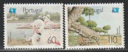 PORTUGAL - N°1833/4 ** (1990) Tourisme - 1910-... Republik