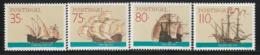 PORTUGAL - N°1843/6 ** (1991) Navires - 1910-... Republik