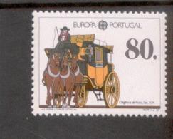1754 A CEPT Transportmittel ** Postfrisch MNH Neuf - 1910-... Republik