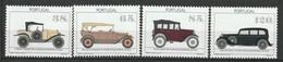 PORTUGAL - N°1889/92 ** (1992) Automobiles - 1910-... Republik