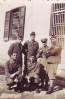 Fotografia Gruppo Militare - Guerra, Militares