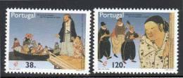 PORTUGAL - N° 1896/7 **  (1992) - 1910-... Republik
