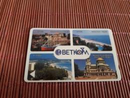 Phonecard BULGARIA 4BULA USED RARE - Bulgarien