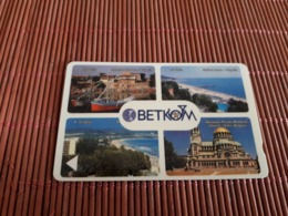 Phonecard BULGARIA 4BULA USED RARE - Bulgaria