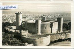 CPA - PALMA DE MALLORCA -  VISTA AERA DEL CALSTILLO DE BELLVER - Palma De Mallorca
