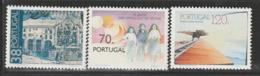 PORTUGAL - N° 1908/10 ** (1992) - 1910-... Republik
