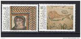 1767 - 1768 Römische Kultur In Portugal MNH ** Postfrisch - 1910-... Republik