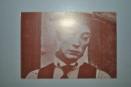 Carte Postale Buster Keaton - Altre Celebrità