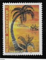 Wallis Et Futuna Poste Aérienne N°199 - Neuf ** Sans Charnière - TB - Aéreo