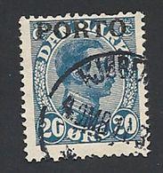 Dänemark Portom. 1921, Mi.-Nr. 5, Gestempelt - Port Dû (Taxe)