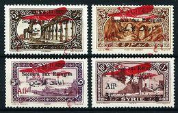Siria (Francesa) Nº A-34/7(*) Cat.20€ - Syrie (1919-1945)
