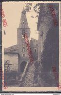 Au Plus Rapide Vaucluse Le Crestet 1933 Très Certainement Photographe Meyer Carpentras Beau Format - Orte