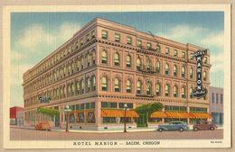 CPA Etats-Unis > OR - Oregon > Salem - Hotel MARION - Salem