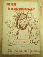 Mijn Poppenkast 1944 Poppenspel Maken Leren - Oud
