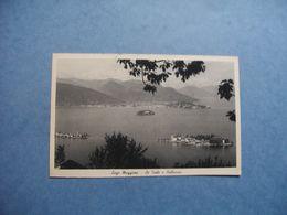 LAGGO MAGGIORE  -  Le Isole E Pallanza  -   Italie - Italia
