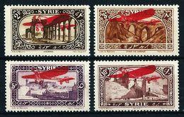 Siria (Francesa) Nº A-30/3 Nuevo*/(*) - Syrie (1919-1945)