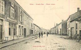 DELME Grande Rue - France