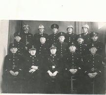 Foto Photo 14 X 10 Cm  Politie Police  Knokke Heist   1945     Fotograaf VANTORRE CYRIEL - Métiers