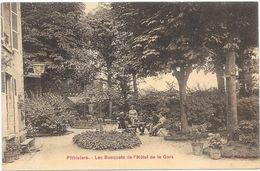 PITHIVIERS : LES BOSQUETS DE L'HOTEL DE LA GARE - Pithiviers