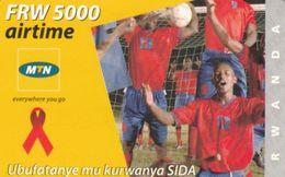 *RWANDA* - Scheda Usata - Rwanda