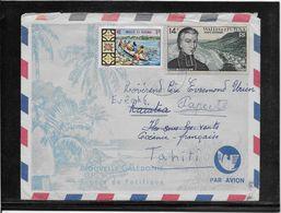 Wallis Et Futuna - Lettre - Other