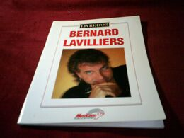 BERNARD  LAVILLIERS   °°  LIVRE D'OR   PARTITIONS - Musique & Instruments
