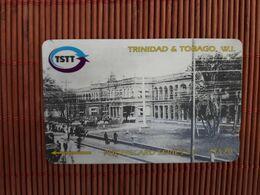 Phonecard Trinidad & Tobago CONTROL NUMBER  249CTTC Used Rare - Trinité & Tobago