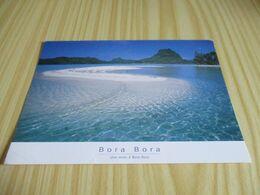 Polynésie Française - Une Motu à Bora Bora. - Polinesia Francese